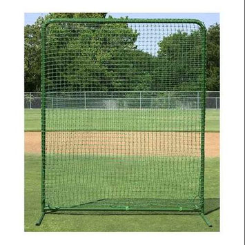 Athleticconnection Varsity Infield Replaceable Protective Net w Weather Resistant Design