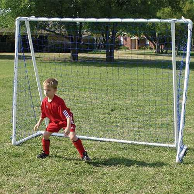 Athletic Connection Soccer Goal - Funnet ABS 6-Foot x 8-Foot Pair
