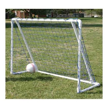 Athletic Connection Soccer Goal - Plastic Funnet 4-Foot x 6-Foot Pair