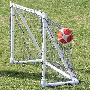Athletic Connection Soccer Goal - 3-Foot x 4-Foot ABS Funnet Pair
