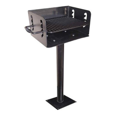 Leisure Craft In-Ground Outdoor Grill