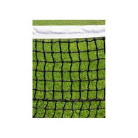 Putterman Athletics Signature Tennis Net w Double Braiding