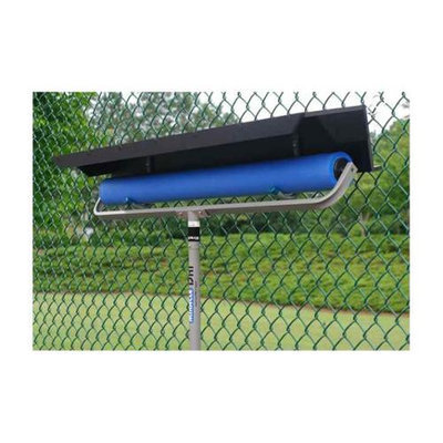 Putterman Athletics Tennis Court Roller Cover in Black