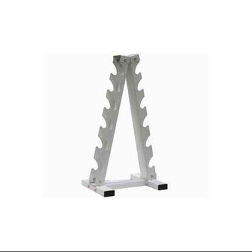 Troy Barbell USA Sports A-Frame 6 Pair Dumbbell Rack
