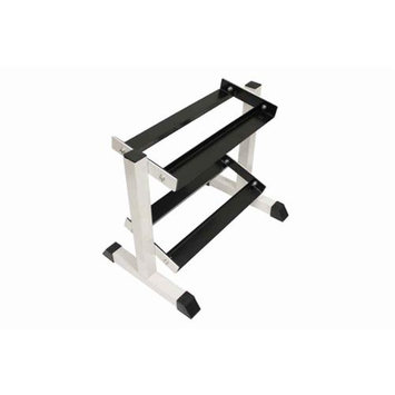 Troy Barbell USA Sports 2-Tier Compact Dumbbell Rack