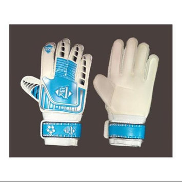 Gk1 Sports Meola Youth Gloves in Red