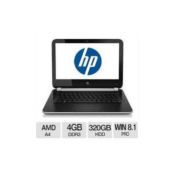Hewlett Packard F2R62UTABA Smart Buy 215 G1 A4-1250 1g 4gbsyst 320GB 11.6in Wl Bt W8p 64bit