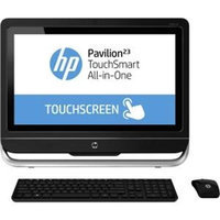 Hewlett Packard Pavilion TouchSmart 23-h000 23-h052 All-in-One Computer - AMD A-Series A6-5200 2 GHz - Desktop