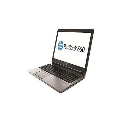 Hewlett Packard Hp Probook 650 G1 15.6 Led Notebook - Intel - Core I5 I5-4300m 2.6ghz - 4GB RAM - 500GB Hdd - Dvd-writer - Windows 7 Professional 64-bit - Bluetooth - English [us] Keyboard (g2l38us-aba)