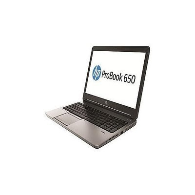 Hewlett Packard Hp Probook 650 G1 15.6 Led Notebook - Intel - Core I5 I5-4300m 2.6ghz - 4GB RAM - 500GB Hdd - Dvd-writer - Windows 7 Professional 64-bit - Bluetooth - English [us] Keyboard (g2l38us-aba)