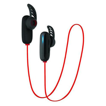 Hype Active Sport Stereo Earbuds - HA-189-RED