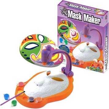Aww Industries AWW Cool DIY Mask Maker Painting Mache Craft Kit w/ Electric Fan & Mold