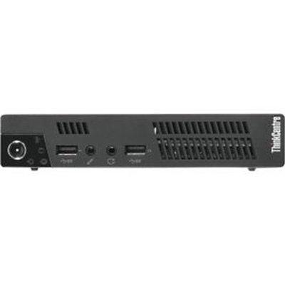 Lenovo ThinkCentre M73 10AY003KUS Desktop Computer - Intel Core i5 i5-4570T 2.90 GHz - Tiny - Business Black