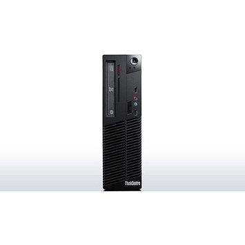 Lenovo Thinkcentre M79 10cv0002us Desktop Computer - Amd A-series A8 Pro-7600b 3.10 Ghz - Small Form Factor - Business Black - 4GB RAM - 500GB Hdd - Dvd-writer - Amd Radeon R7 - Windows 7