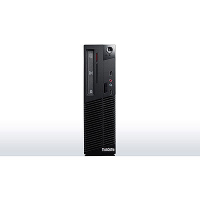 Lenovo Thinkcentre M79 10cv0002us Desktop Computer - Amd A-series A8 Pro-7600b 3.10 Ghz - Small Form Factor - Business Black - 4GB RAM - 500GB Hdd - Dvd-writer - Amd Radeon R7 - Windows 7