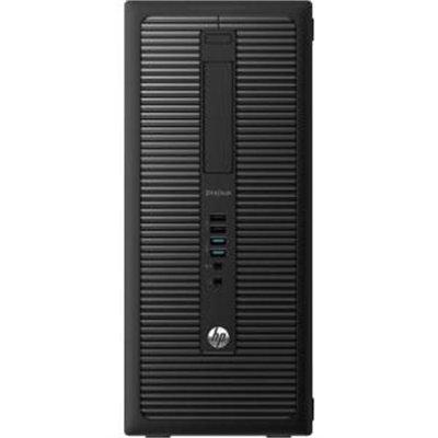 Hewlett Packard HP EliteDesk 800 G1 Tower PC w/ Intel i5-4570, 4GB RAM, Windows 7 Pro