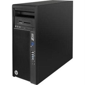 Hewlett Packard Hp Z230 Mini-tower Workstation - 1 X Intel Core I5 I5-4590 3.30 Ghz - 8GB RAM - 1TB Hdd - Dvd-writer - Intel Hd Graphics 4600 Graphics - Windows 7 Professional 64-bit (f1m03ut-aba)