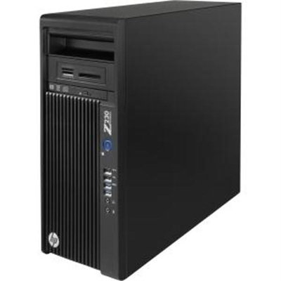 Hewlett Packard Hp Z230 Mini-tower Workstation - 1 X Intel Core I5 I5-4590 3.30 Ghz - 8GB RAM - 1TB Hdd - Dvd-writer - Intel Hd Graphics 4600 Graphics - Windows 7 Professional 64-bit (f1m03ut-aba)