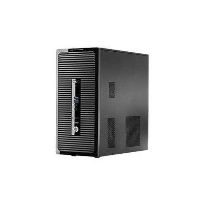 Hewlett Packard Hp Business Desktop Prodesk 405 G2 Desktop Computer - Amd A-series A4-6250 2 Ghz - Micro Tower - 4GB RAM - 500GB Hdd - Dvd-writer - Amd Radeon Hd 8330 - Windows 7 Professional 32-bit (j6d50ut-aba)