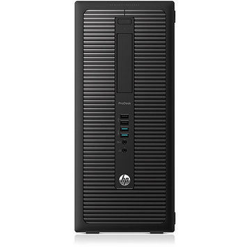 Hewlett Packard Hp Business Desktop Prodesk 600 G1 Desktop Computer - Intel Core I5 I5-4690 3.50 Ghz - Micro Tower - 4GB RAM - 500GB Hdd - Dvd-reader - Intel Hd Graphics 4600 - Windows 7 Professional (k1k46ut-aba)