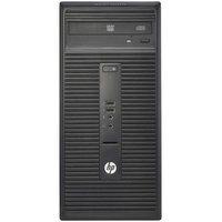 Hewlett Packard Hp Business Desktop 280 G1 Desktop Computer - Intel Pentium G3250 3.20 Ghz - Micro Tower - 4GB RAM - 500GB Hdd - Dvd-reader - Intel Hd Graphics - Windows 7 Professional 64-bit (k1l20ut-aba)