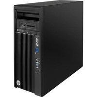 Hewlett Packard Hp Z230 Mini-tower Workstation - 1 X Intel Xeon E3-1271 V3 3.60 Ghz - 16GB RAM - 2TB Hdd - 256GB Ssd - Dvd-writer - Nvidia Quadro K2200 4GB Graphics - Windows 7 Professional 64-bit (f1m27ut-aba)