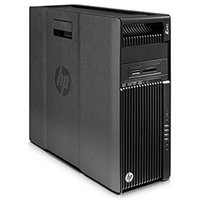 Hewlett Packard Hp Z640 Convertible Mini-tower Workstation - 1 X Intel Xeon E5-1620 V3 3.50 Ghz - 4GB RAM - 1TB Hdd - Dvd-writer - Windows 7 Professional 64-bit (f1m58ut-aba)
