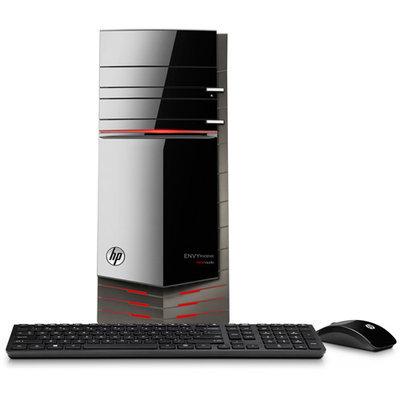 Hewlett Packard Hp - Envy Phoenix Desktop - Intel Core I7 - 16GB Memory - 1TB + 16GB Hybrid Hard Drive - Black