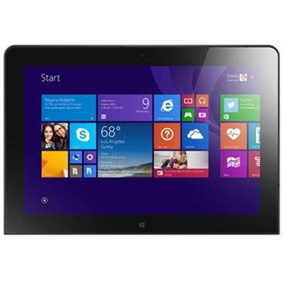 Lenovo Thinkpad Tablet 10 20c1s00s00 64GB Net-tablet Pc - 10.1 - In-plane Switching [ips] Technology - Wireless Lan - Intel Atom Z3795 1.59 Ghz - Graphite Black - 2GB RAM - Windows 8.1 Pro 32-bit