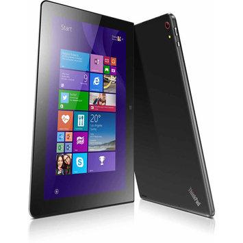 Lenovo Thinkpad Tablet 10 20c10032us 64GB Net-tablet Pc - 10.1 - In-plane Switching [ips] Technology - Wireless Lan - 4g - Intel Atom Z3795 1.59 Ghz - Graphite Black - 2GB RAM - Windows 8.1 Pro