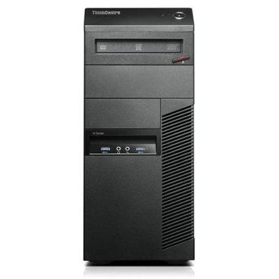Lenovo Thinkcentre M83 10al000xus Desktop Computer - Intel Core I5 I5-4590 3.30 Ghz - Mini-tower - Business Black - 4GB RAM - 500GB Hdd - Dvd-writer - Intel Hd Graphics 4600 - Windows 8.1 Pro 64-bit