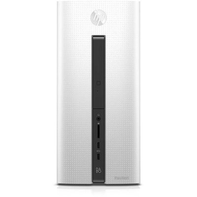 Hewlett Packard Hp Pavilion 550-000 550-050 Desktop Computer - Intel Core I3 I3-4170 3.70 Ghz - White - 8GB RAM - 1TB Hdd - Dvd-writer - Intel Hd Graphics 4400 - Ddr3 Sdram Graphics - Windows 8.1 - (l9l04aa-aba)