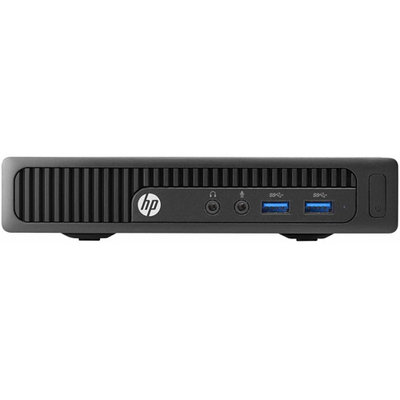 Hewlett Packard Hp Business Desktop 260 G1 Desktop Computer - Intel Core I3 I3-4030u 1.90 Ghz - Desktop Mini - 4GB RAM - 500GB Hdd - Intel Hd Graphics 4400 - Freedos - English Keyboard (k6q84ut-aba)