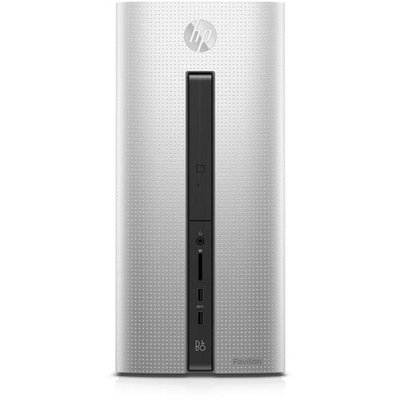 Hewlett Packard Hp Pavilion 550-000 550-010 Desktop Computer - Intel Core I3 I3-4170 3.70 Ghz - 8GB RAM - 1TB Hdd - Dvd-writer - Intel Hd Graphics 4400 - Ddr3 Sdram Graphics - Windows 8.1 - Wireless (l9l62aa-aba)