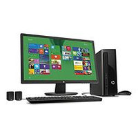 Hewlett Packard HP Slimline PC/Monitor Bundle 24