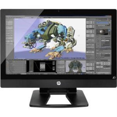 Hewlett Packard HP Z1 G2 All-in-One Workstation - 1 x Processors Supported - 1 x Intel Core i7 i7-4790 Quad-core (4 Core) 3.60 GHz