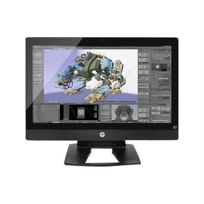 Hewlett Packard HP Z1 G2 All-in-One Workstation - 1 x Processors Supported - 1 x Intel Core i5 i5-4590 Quad-core (4 Core) 3.30 GHz
