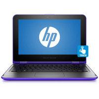 Hewlett Packard M1X20UAABA 11 Pentium 500GB Win8 Purple