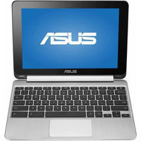 Asus Chromebook Flip C100PA-DB02 16GB Net-tablet PC - 10.1in. - In-plane Switching (IPS) Technology - Wireless LAN - Rockchip Cortex A17 RK3288 Quad-core (4 Co