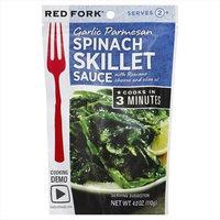 Red Fork 4 oz. Garlic Parmesan Spinach Skillet Sauce Case Of 8