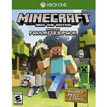 Minecraft Favorites Pack