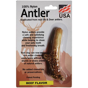 Pet Qwerks Small Antler-Beef