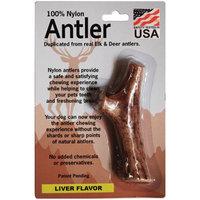 Pet Qwerks Medium Antler-Liver