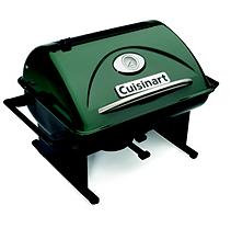 The Fulham Group Cuisinart CCG-100 GrateLifter Portable Charcoal Grill 28.6