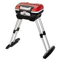 The Fulham Group Cuisinart Petit Gourmet Portable Gas Grill with VersaStand