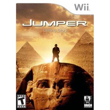 Brash Entertainment Jumper: Griffin's Story (Nintendo Wii)