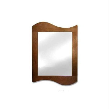 Room Magic Wall Mirror - Chocolate Wave - 1 ct.