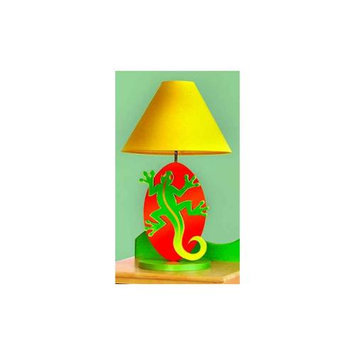 Room Magic Little Lizards Lamp