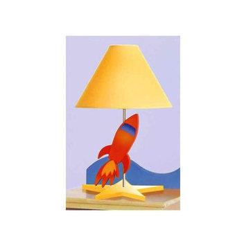 Room Magic Lamp - Star Rocket - 1 ct.