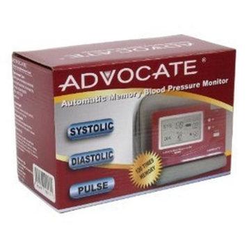 Advocate Arm Blood Pressure Monitor (Large Cuff)
